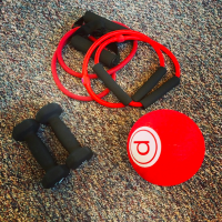 Pure Barre Equipment!