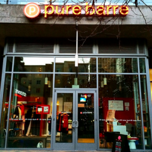 Pure Barre Bellevue